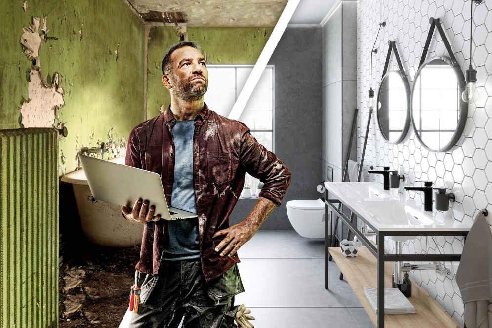 Dags att förnya badrummet?