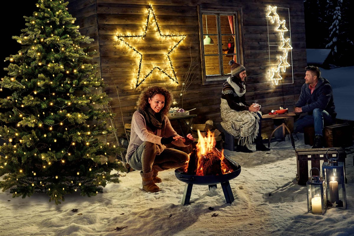 Julshoppa på HORNBACH