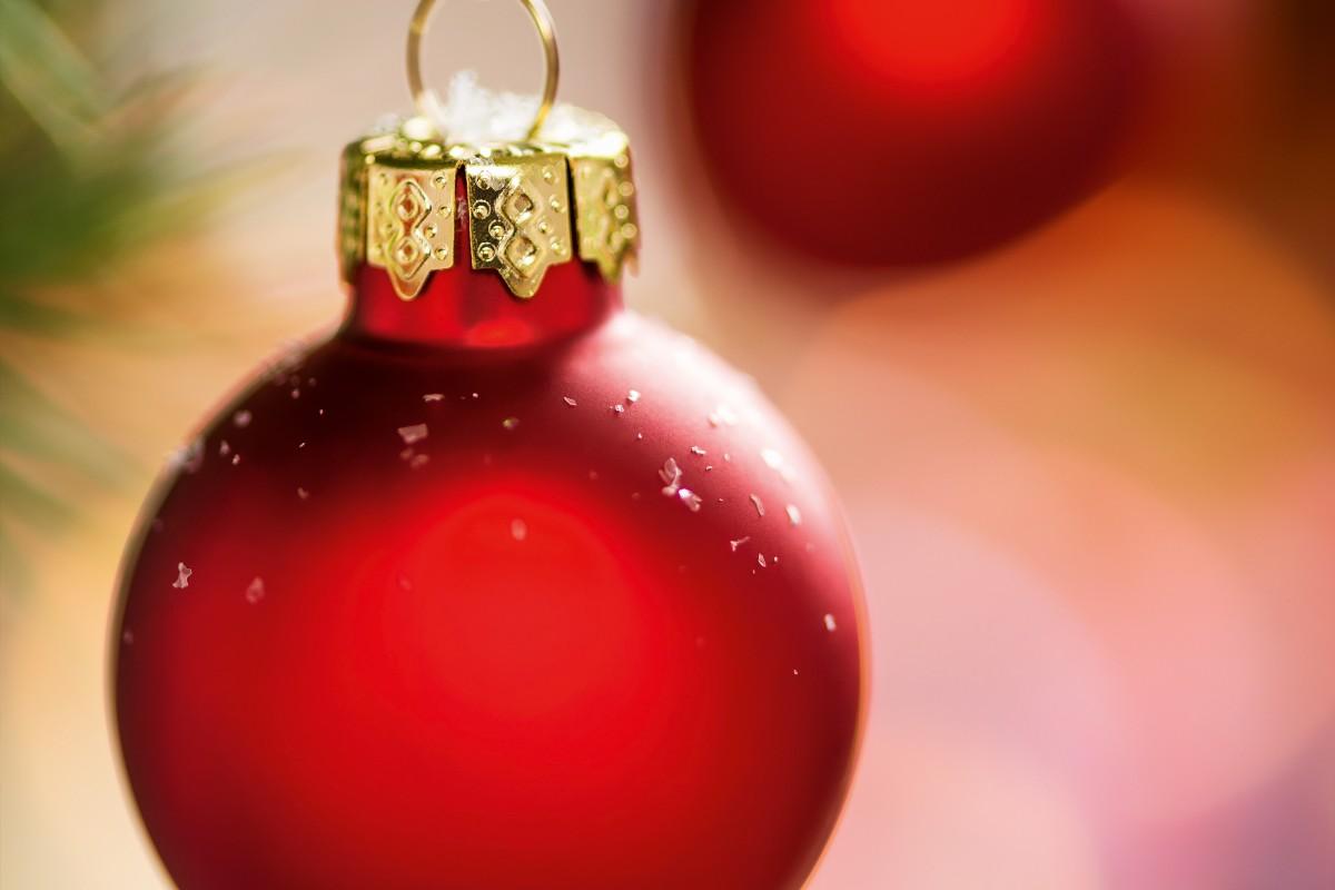 Julgranspynt på HORNBACH