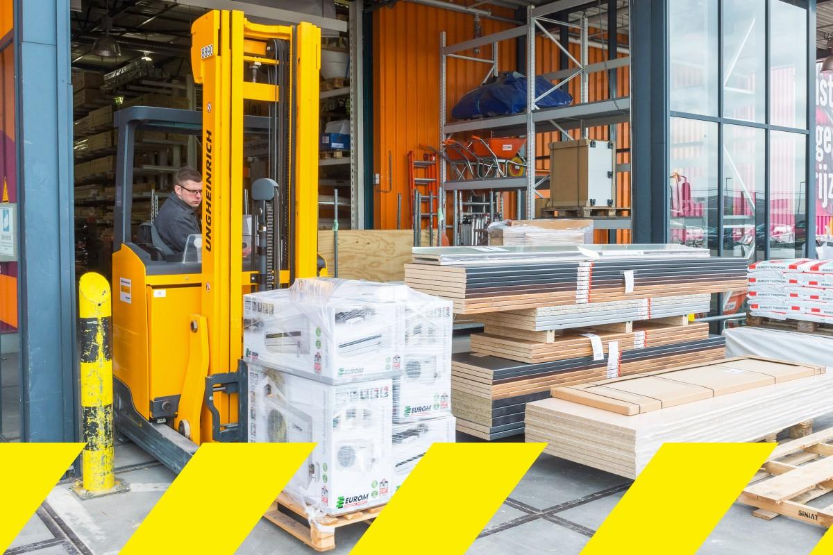 Företagsservice: Expressorder – färdigpaketerat på 4 timmar