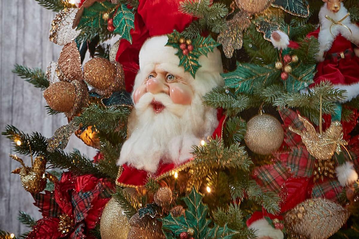 Juldekorationer på HORNBACH
