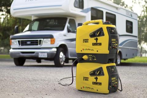 Köp elverk & generator på HORNBACH