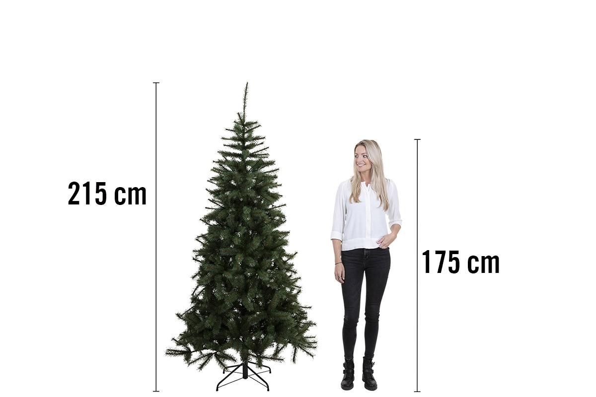 Konstjulgran 215 cm