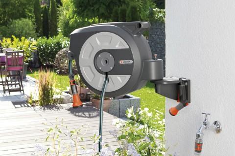 Köp trädgårdsmaskiner & trädgårdsverktyg från Gardena på HORNBACH