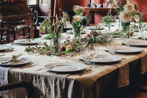 Köp bordsdukar och vaxdukar i HORNBACHs webbshop