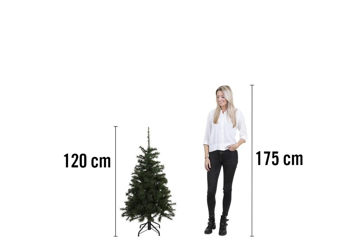 Konstjulgran 120 cm