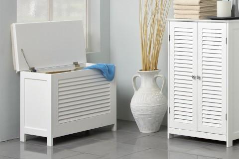 Köp tvättkorg & tvättkorg med lock på HORNBACH.se