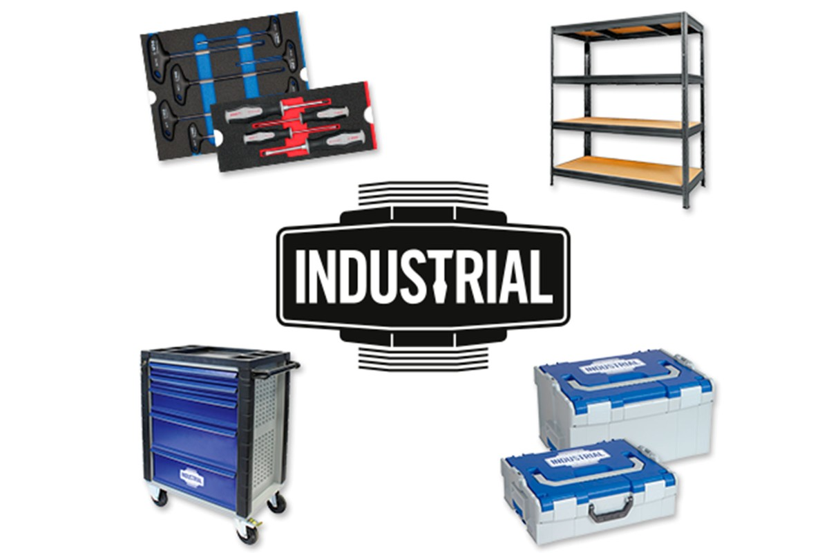 industrial verkstadsinredning