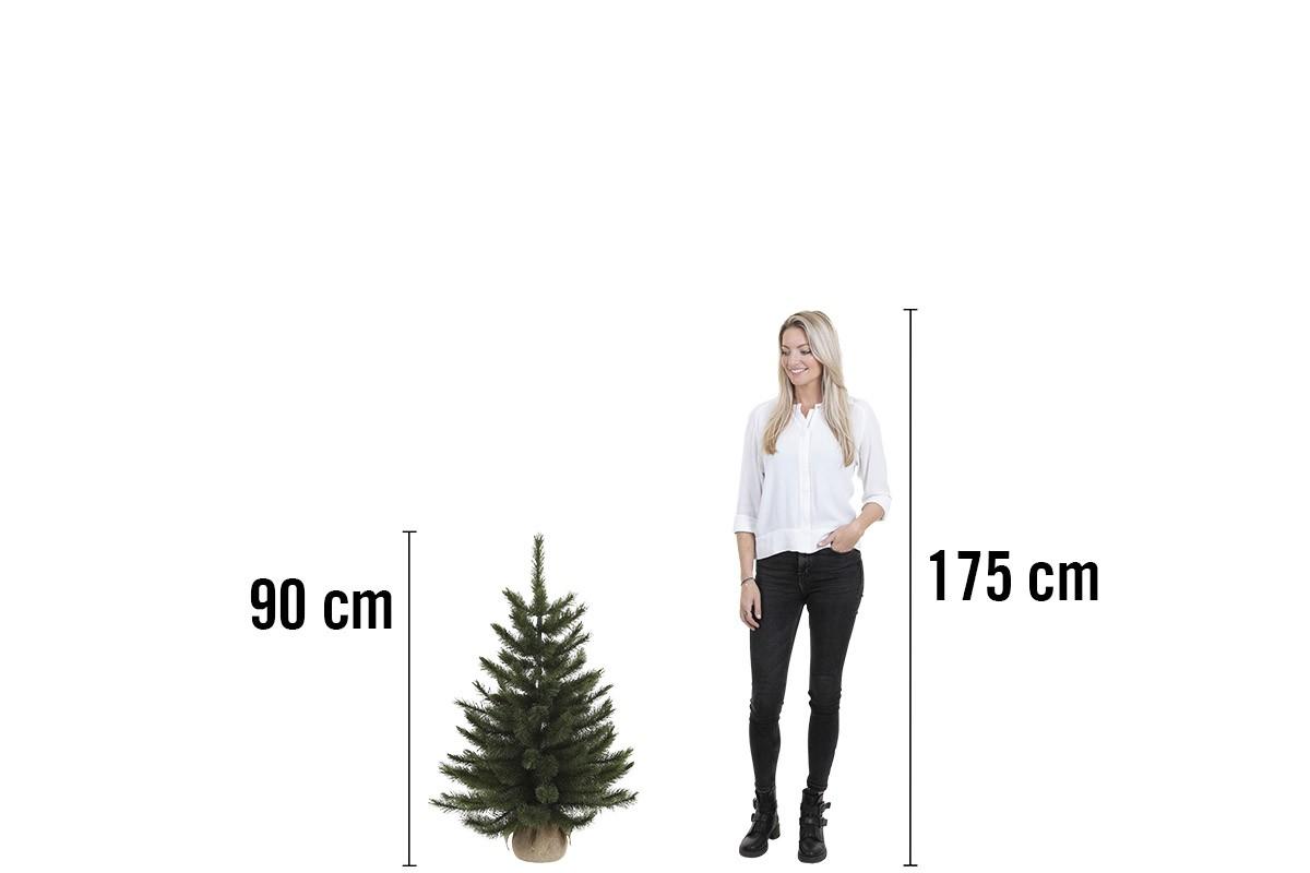 Konstjulgran 90 cm