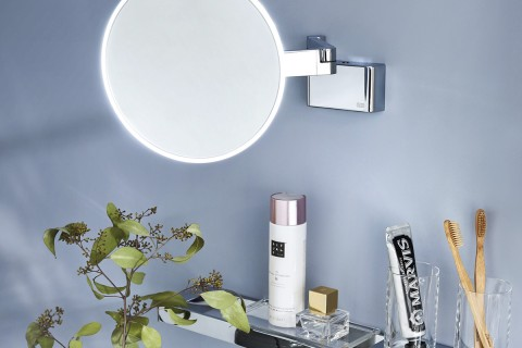 Köp sminkspegel hos HORNBACH.se