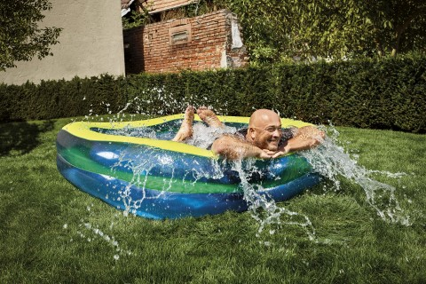 Köp uppblåsbar pool & barnpool & på HORNBACH.se
