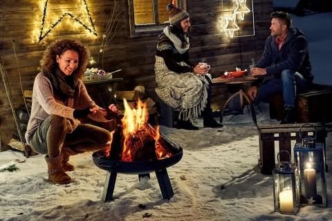 Köp eldkorg, eldfat & eldstad utomhus på HORNBACH.se