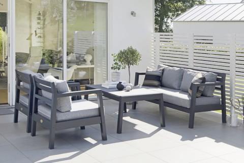 Köp utemöbler och trädgårdsmöbler i HORNBACHs webbshop