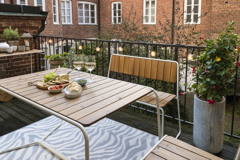 Köp balkongmöbler på HORNBACH