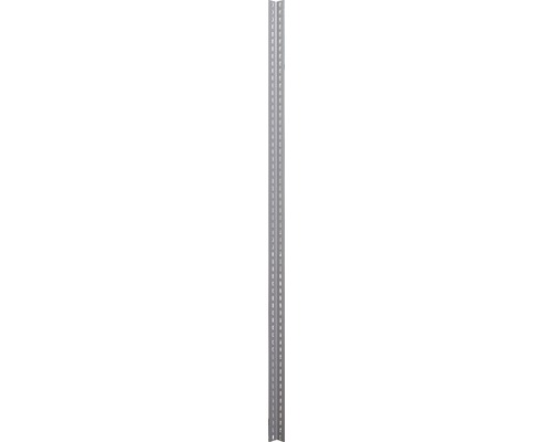 Stolpe SCHULTE Vario 40x1500x40mm Küpper-grå