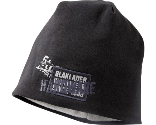 Mössa BLÅKLÄDER Beanie svart