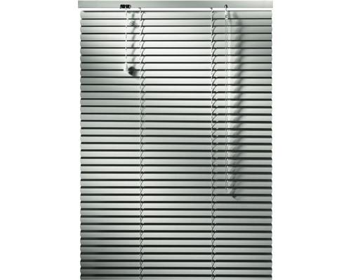 Persienn aluminium 100x160 cm vit 25 mm