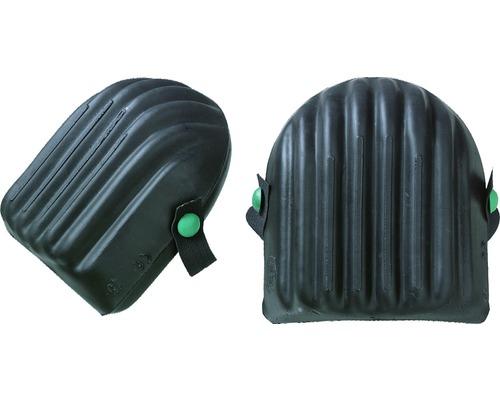Knäskydd LEIPOLD+DÖHLE utanpåliggande svart DIN EN 14404:2010