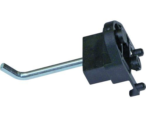 Systemhållare KÜPPER för håltavla 60mm svart 5-pack