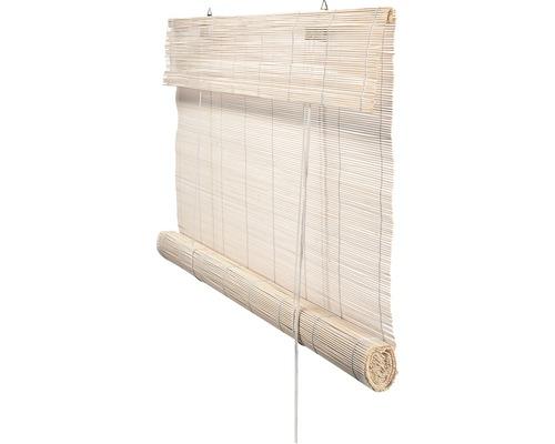 Roll-up Bambugardin vit 120x180 cm