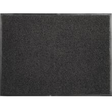 Avtorkningsmatta svart 40x60 cm