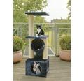 Skyddsnät KARLIE för katter 3x6m svart
