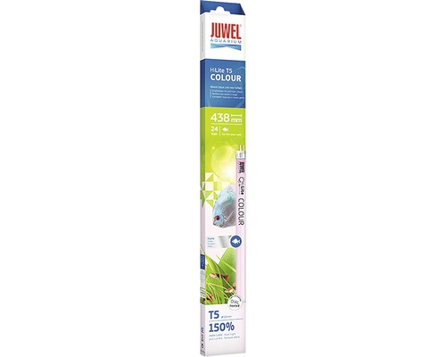 Akvarielysrör JUWEL T5 High-Lite® Colour 24W