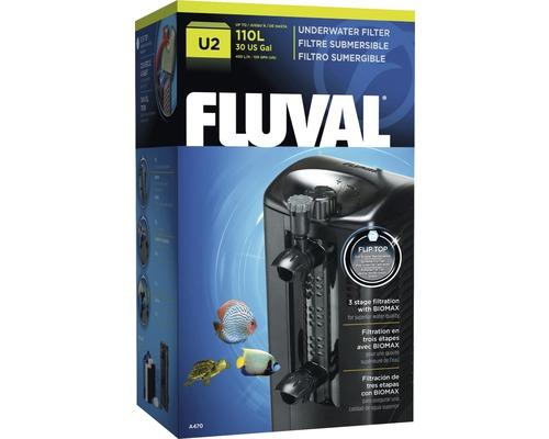 Akvariefilter FLUVAL U2 5W 400L/h