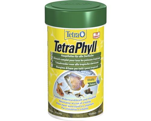 Fiskfoder TETRA TetraPhyll 100ml