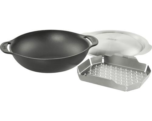 Grillset WEBER Gourmet BBQ System Wok