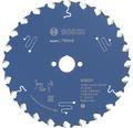 Cirkelsågklinga BOSCH Expert for Wood Ø 160x20mm Z 24