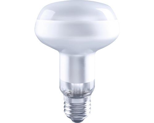 FLAIR LED reflektorlampa R80 E27/4W(28W) 300 lm 2700 K varmvit