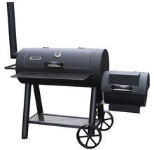 Rök/kolgrill TENNEKER TC Smoker XL 98x44cm
