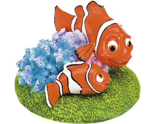 Akvariedekoration Nemo & Marlin 10,2cm
