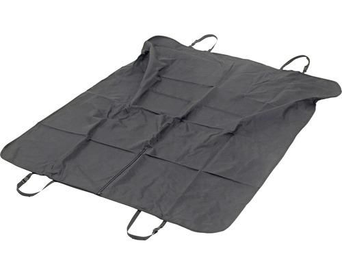 KARLIE Biltäcke Car Safe Easy 162x132 cm, svart
