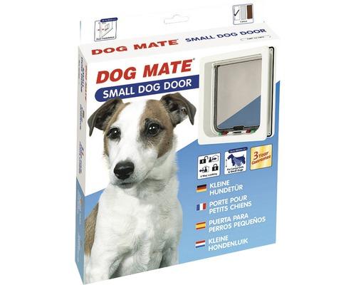 Hundlucka KARLIE Dog Mate 210x227mm vit