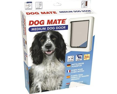 Hundlucka Dog Mate 290x350mm vit