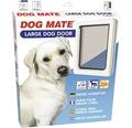 Hundlucka Dog Mate 366x441mm vit