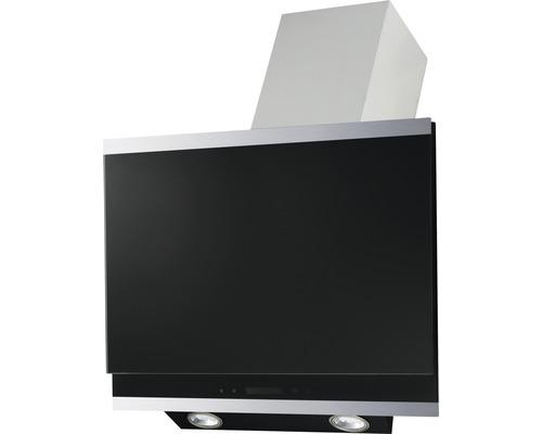 Köksfläkt PICCANTE vinklad Bari svart 60cm