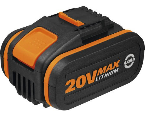 Reservbatteri WORX 20V Li (4,0 Ah)