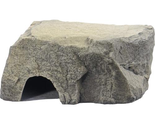 Akvariedekoration VARIOGART grotta MXL1 krossad sten