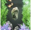 Akvariedekoration Floating rock 8x7x8cm