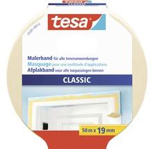 TESA Maskeringstejp Classic 50m x 19mm