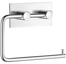 Toalettpappershållare BESLAGSBODEN självhäftande rostfritt stål BK1098