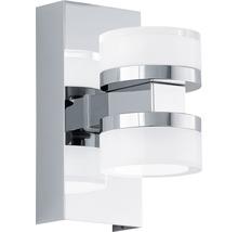 Vägglampa EGLO LED Romendo 1 IP44 krom/klar
