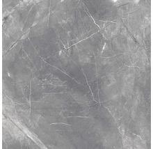 Klinker Marble Messina black 60x60x0,9 cm