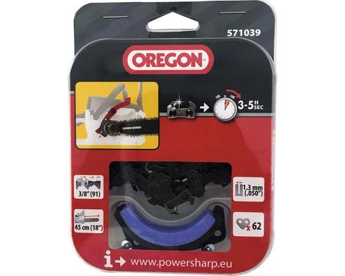 """Sågkedja OREGON Powersharp 18"""" 3/8"""" CS1500"""