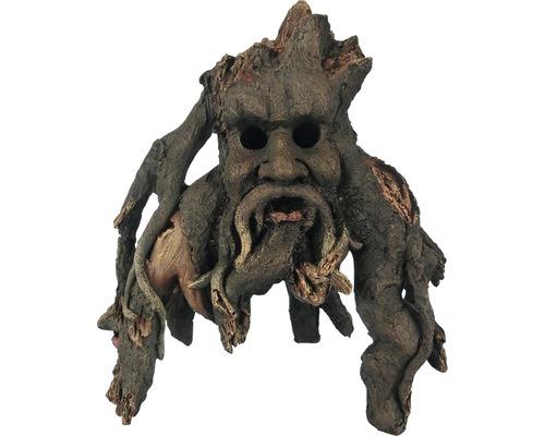 Akvariedekoration rot monster 30cm