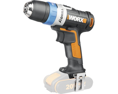 Borrskruvdragare WORX WX178.9 Smart Drill 20 V utan batteri och laddare