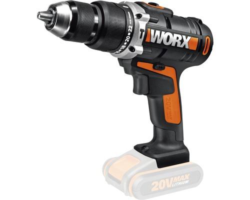 Slagskruvdragare WORX WX372.9 20V Li utan batteri och laddare